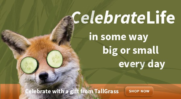 Celebrate with a gift from Tallgrass